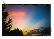 Sunset In Summer  Carry-all Pouch
