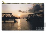 Sunset In Superior Wi Carry-all Pouch
