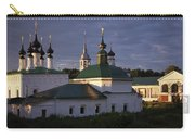 Sunset In Suzdal Carry-all Pouch