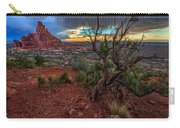 Sunset In The Garden Of Eden Carry-all Pouch