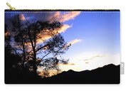 Sunset In The Highlands Carry-all Pouch