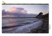 Sunset In The Ocean Carry-all Pouch