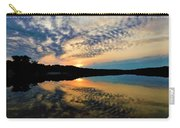 Sunset In The Pinelands  Carry-all Pouch