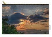 Sunset In The Shenandoah Valley Carry-all Pouch
