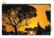 Sunset In Tujunga Carry-all Pouch