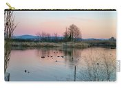Sunset In Union Bay Carry-all Pouch