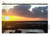 Sunset In Viera Florida Carry-all Pouch