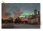 Sunset In Williamsburg Virginia Carry-all Pouch