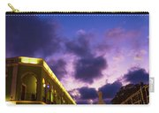 Sunset It Campeche City Downtown Carry-all Pouch
