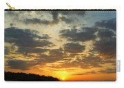 Sunset Lake Pat Mayse Carry-all Pouch