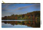 Sunset Lake View Carry-all Pouch