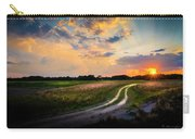 Sunset Lane Carry-all Pouch