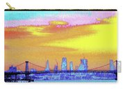 Sunset Lower Manhattan 2c5 Carry-all Pouch
