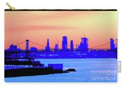 Sunset Lower Manhattan 2c2 Carry-all Pouch