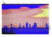 Sunset Lower Manhattan 2c7 Carry-all Pouch
