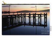 Sunset Magic Bodega Bay California Carry-all Pouch