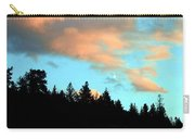 Sunset Moon Carry-all Pouch
