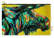 Sunset Moose Carry-all Pouch