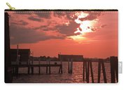 Sunset Newport Rhode Island Carry-all Pouch