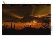Sunset No.07 Carry-all Pouch