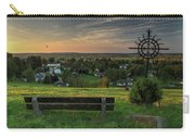Sunset On A Beautiful Place Carry-all Pouch