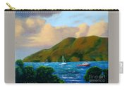 Sunset On Cruz Bay Carry-all Pouch