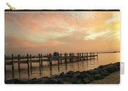 Sunset On Dewey Bay Carry-all Pouch
