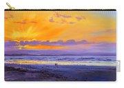 Sunset On Enniscrone Beach County Sligo Carry-all Pouch