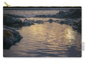 Sunset On Iceland Carry-all Pouch