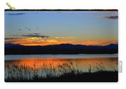 Sunset On Lake Dillon Carry-all Pouch
