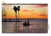 Sunset On Lake Dora At Mount Dora Florida Carry-all Pouch