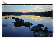 Sunset On Lake Harris 2 Carry-all Pouch