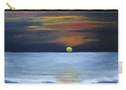Sunset On Lake Michigan Carry-all Pouch