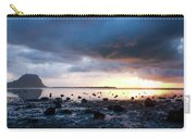 Sunset On Le Morne Carry-all Pouch