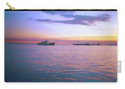 Sunset On Manila Bay Carry-all Pouch