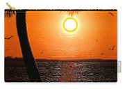 Sunset On Margaritaville Carry-all Pouch