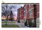 Sunset On Old Main Carry-all Pouch