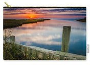 Sunset On Pamlico Sound Carry-all Pouch
