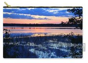 Sunset On Porcupine Lake Carry-all Pouch
