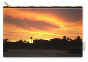 Sunset On Sanibel Carry-all Pouch