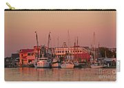 Sunset On Shem Creek Carry-all Pouch