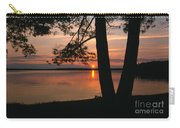 Sunset On Sister Bay Carry-all Pouch