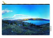 Sunset On Skaha Lake Carry-all Pouch