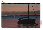 Sunset On St. Andrew Bay Carry-all Pouch