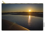 Sunset On St. Simons Island Carry-all Pouch