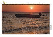 Sunset On The Bay Lavallette New Jersey  Carry-all Pouch