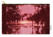 Sunset On The Bayou Atchafalaya Basin Louisiana Carry-all Pouch