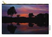 Sunset On The Bladnoch Carry-all Pouch