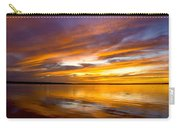 Sunset On The Harbor Carry-all Pouch