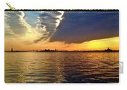 Sunset On The Hudson 03 New York Carry-all Pouch